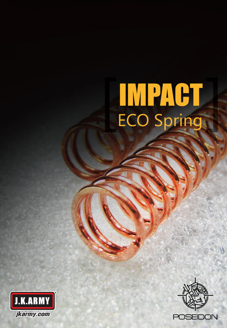 Poseidon IMPACT ECO Spring FOR AEG