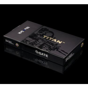 GATE TITAN V2 NGRS Expert Blu-Set for AEG Series ( Front / Rear Wire )