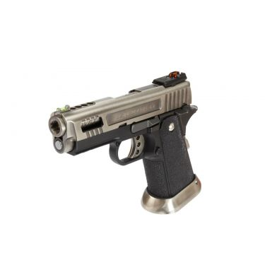 WE Tech Hi-Capa Force 3.8 Velociraptor GBB Pistol ( SV )