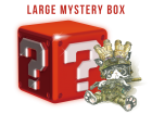 The LARGE Mystery Box ($80) [Valued USD$140-160]