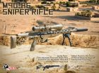 ARES M40-A6 Spring Powered Sniper Rifle