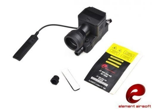 Element eLLM01 Fully Functional Advance Multi-Function Aiming Device ( New Version ) ( BK )