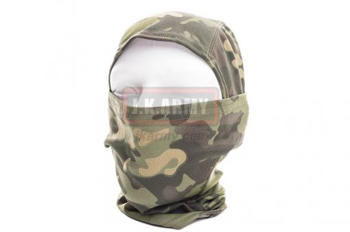 INT Camouflage One Hole Face Mask ( MCTP )