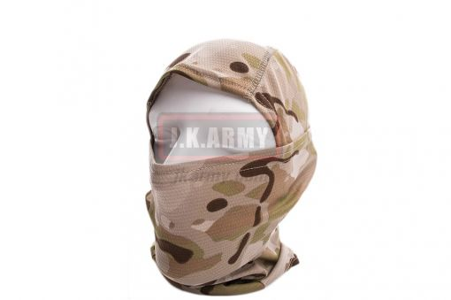 INT Camouflage One Hole Face Mask ( MCAD )