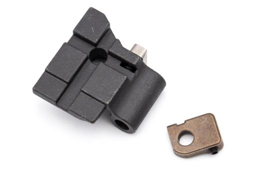5KU Replacement Steel PT-1/3 Adapter for PT-1/3 Style AK Side Folding Stock ( CYMA / LCT / GHK )