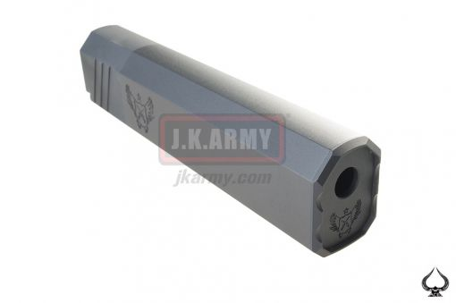 Ace1 Arms OSP Mock Suppressor RangeUp Series 7inch 14mm+ ( BK )