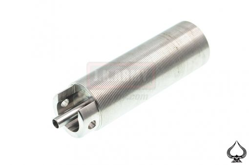 A1A AEG Cylinder Set for Ver.2 Gearbox ( Stainless Steel One Piece )