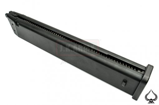 Ace One Arms Tactical Training 56 Rds Long Magazine for KWA KRISS Vector GBB ( BK )