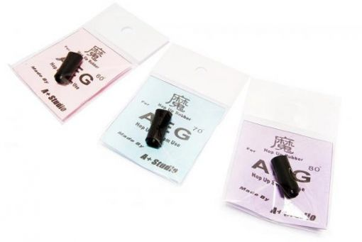 """A+Studio """"REAPS"""" HopUp Rubber ( """"魔"""" Hop Up ) ( For AEG , 60° /  70° / 80° ) ( Free Shipping )"""