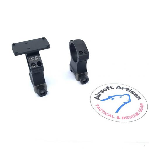 ARTISAN NF Style 30mm Scope Mount with Doctor Micro Reflex Sight Mount ( CNC Aluminum Black )