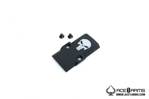 Ace1Arms AGC G-Slide RMR Battle Plate Tier 4 ( The Punisher )