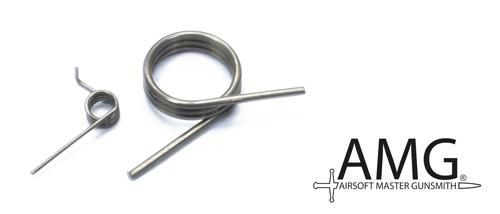 AMG Hammer Spring for MARUI M4A1/MWS GBB ( Winter Use )
