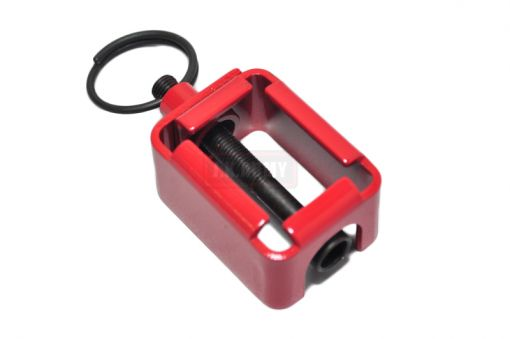 APS Full Metal Bank-Blank Firing Attachment ( Red ) ( AA040 )