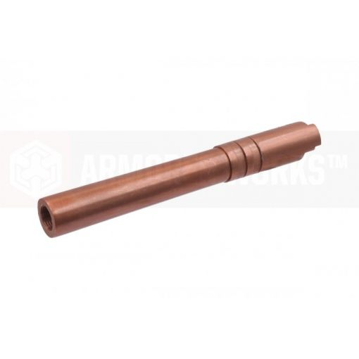 AW HX 5.4 Outer Barrel ( Rose Gold ) for  AW / WE / TM Hi-Capa 5.4 Variants