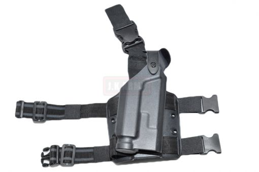 Buck head Holster With Flashlight for 1911 ( BD )