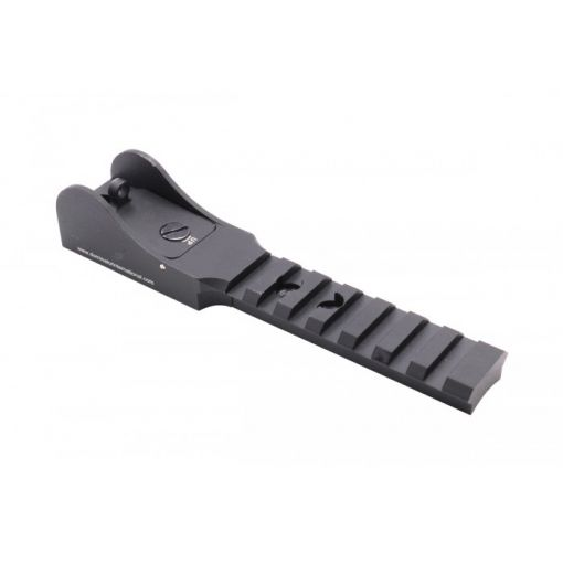 Dominator™ Ghost Ring Sight Top Mount Picatinny Rail