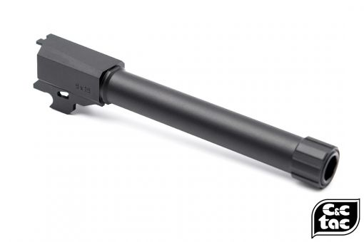 C&C Threaded Outer Barrel 14mm CCW for SIG/VFC M17 P320 GBBP ( Black )