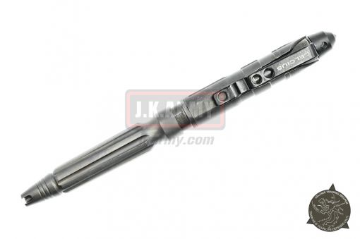 Charcoal Fusion Stainless CELCIUS Tactical Pen ( Military Grade ) ( CTW )
