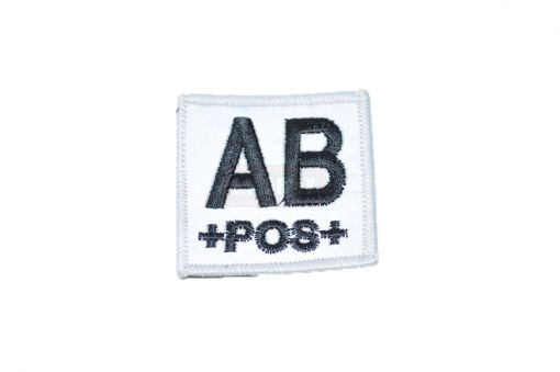 Dragonind Fabric Reflective Patch - AB +POS+ ( Free Shipping )