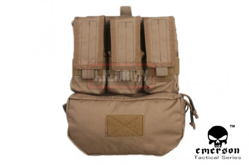 Emerson Assault Back Panel for Molle System ( CB )