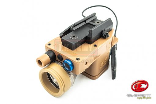Element eLLM01 Fully Functional Advance Multi-Function Aiming Device ( New Version ) ( Tan )