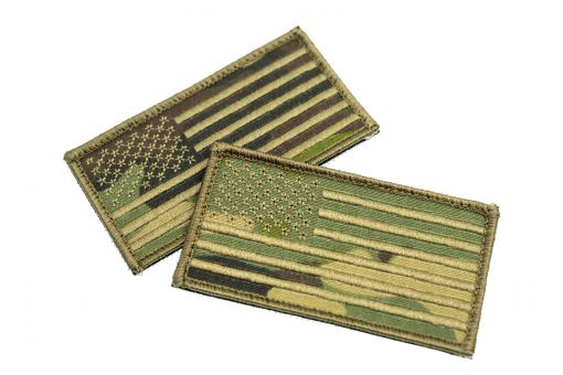 FFI USA Flag Forward Patch ( MCTP ) ( Free Shipping )