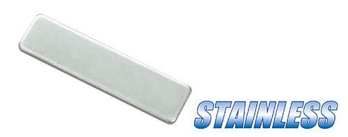 Guarder Stainless Serial Number Tag for Marui TM G17 Gen4 GBBP ( Custom Empty Type )