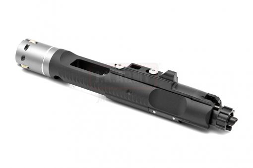 G&P MWS Forged Aluminum Complete 4-6 Bolt Carrier Group Set ( Black ) ( For G&P Buffer Tube )