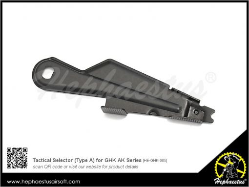 Hephaestus Tactical Selector ( Type A ) for GHK / LCT AK AEG / GBB Rifle Series