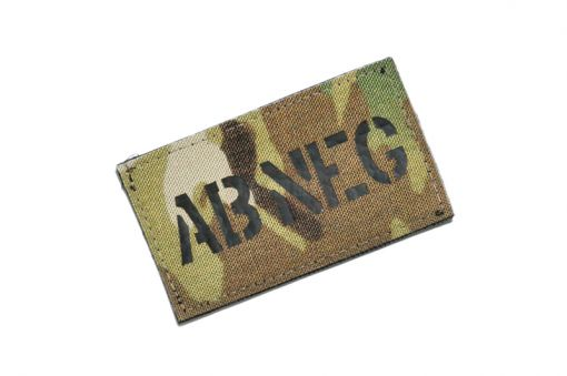 Infrared Reflective Patch - AB- NEG ( Multicam ) ( Free Shipping )