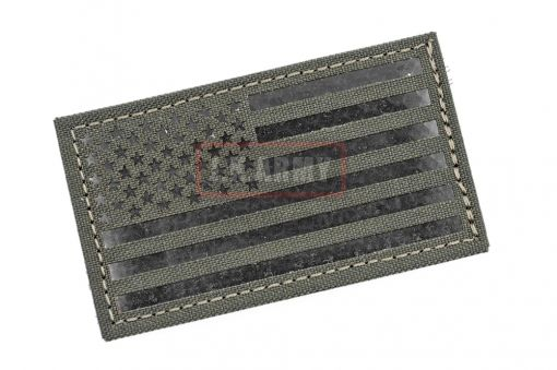 Infra Red Patch - USA Flag ( Forward ) ( MG )