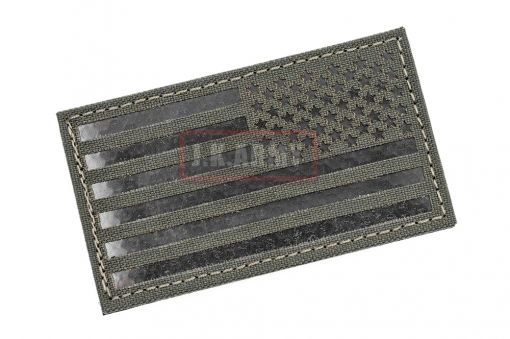 Infra Red Patch - USA Flag ( Reverse ) ( MG )