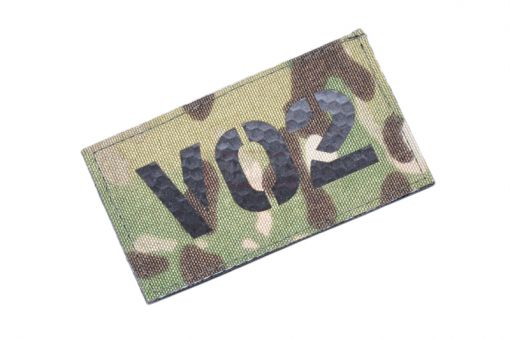 Infrared Reflective Patch - V02 ( Multicam ) ( Free Shipping )