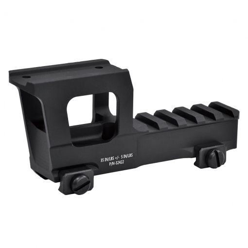 Knight's Armament Airsoft High Rise Mount ( Kac Mount For T1 / T2 Red Dot Sight ) ( Licensed by ZShot ) ( DYTAC )