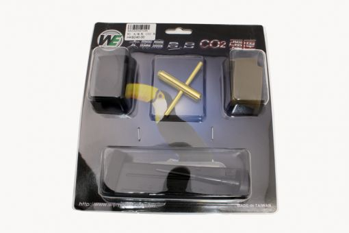 WE Toucan 22 Rounds CO2 Magazine ( w/ Grip Extension )