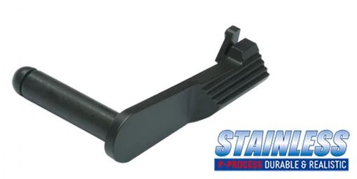 Guarder Stainless Slide Stop for MARUI M45A1 ( Black )