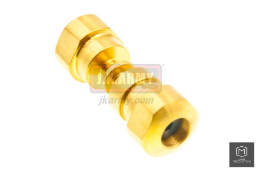 Man Production Oversized Safety Button for APS CAM870 Series ( Gold )