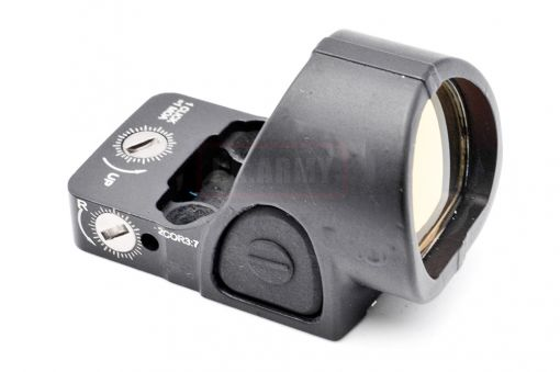 MF SR Style Airsoft Red Dot Sight ( Texture Ver. SRO BK )