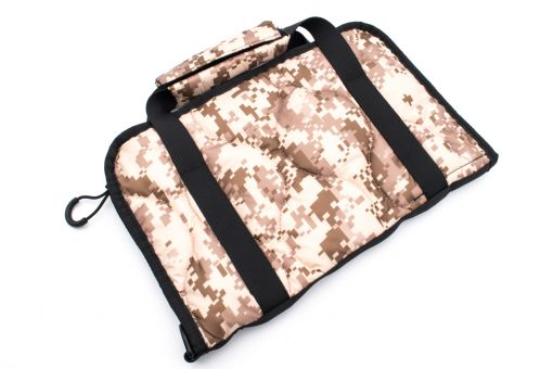MF AOR1 / AOR2 Style Double Sided Camouflage Pistol Bag ( L )