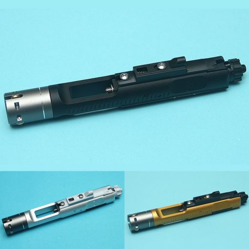 G&P MWS Forged Aluminum Complete Bolt Carrier Group Set ( For G&P Buffer Tube )