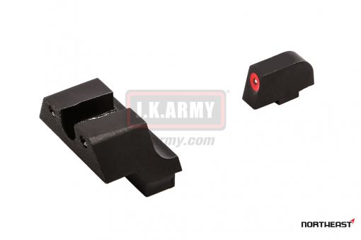 NORTHEAST HD DX Night Sights for Marui / WE Series (G Model)