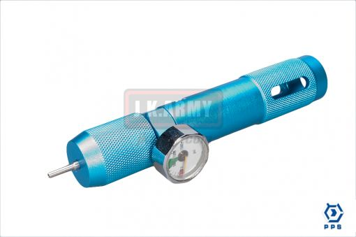 PPS Adjustable CO2 Charger 12g