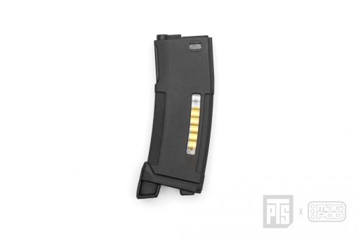 PTS EPM x Magpod Enhanced Polymer Magazine for Systema PTW ( BK / 120 Rds )