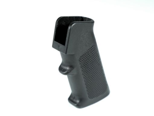 Alpha PTW M4 Series Motor Grip with CNC Grip End Plate