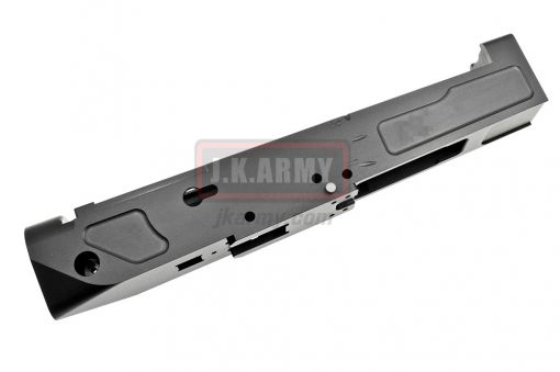 Ready Fighter RD/SB Style MB47 CNC Receiver for GHK AK GBBR Series Airsoft ( Dark Grey ) ( Limited Item )