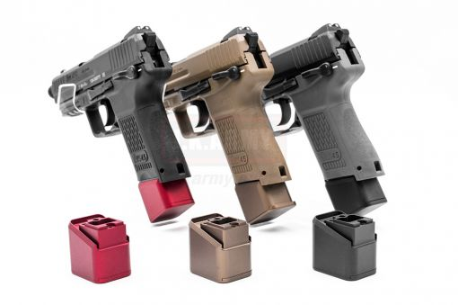 Pro-Arms Mag Extension for Umarex / VFC HK45 CT GBB Pistol