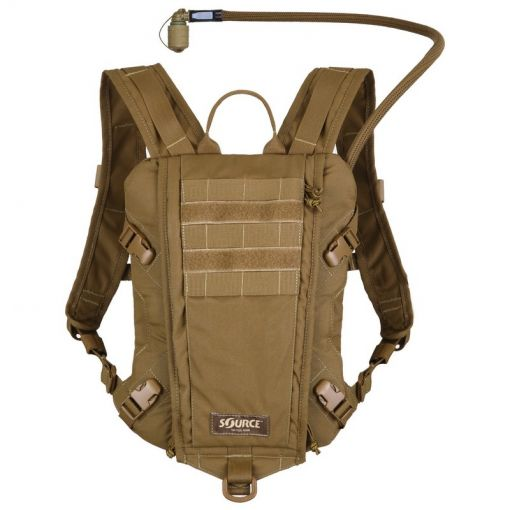 Source Rider 3L Low Profile Hydration Pack ( Coyote )