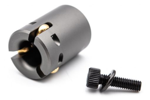 SP System T8 MWS M4 Roller Bolt End for Marui TM MWS GBB ( For RS Buffer Tube Inner Dimension - 25.5mm )