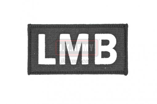 The Division Cosplaying Game - Last Man Battalion ( LMB ) Text Patch ( Free Shipping )