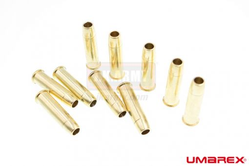 Umarex 10x 6mm Shell for Legend M1894 / SAA ACE / .45